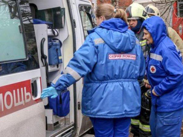 В жилом доме Петербурга взорвалась самодельная бомба