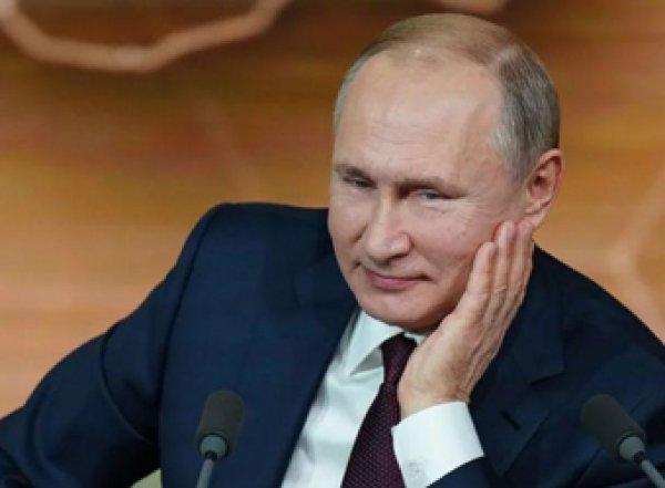 """""""Я на них цыкнул"""": Путин рассказал как общается с подчиненными (ВИДЕО)"""