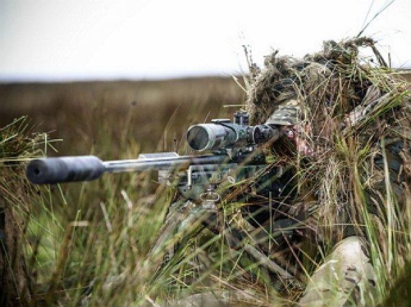 СМИ: «неизвестные снайперы» ликвидируют военных ВСУ в Донбассе