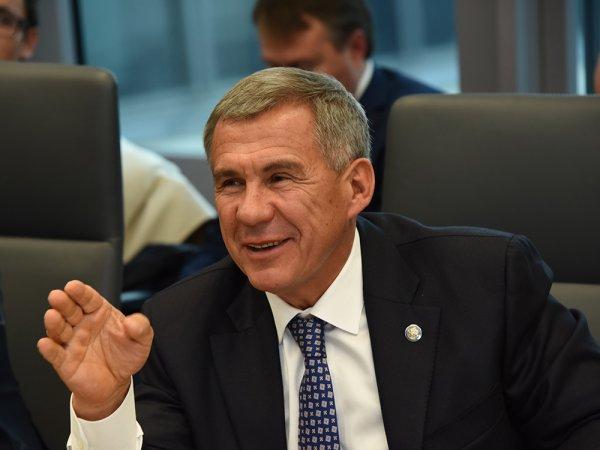 У президента Татарстана нашли бизнес-джет за 3 млрд рублей