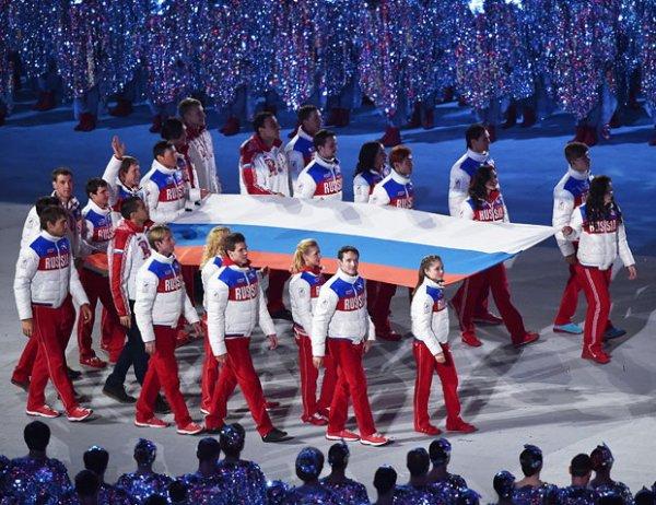 Россия лишилась первого места в медальном зачете Олимпиады в Сочи из-за Устюгова
