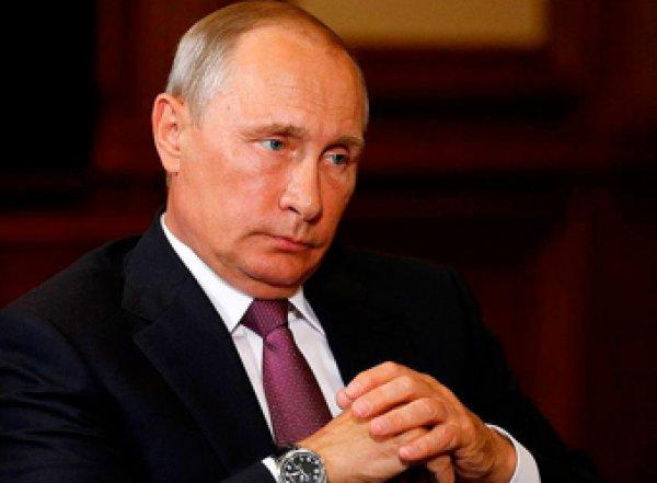 """""""Не средний, а посредственный"""": Путин отнес 70% россиян с зарплатой выше 17 тысяч, к среднему классу"""