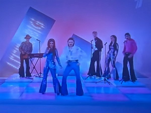 """В эфире """"Вечернего Урганта"""" состоялась премьера клипа Little big """"Uno"""" для """"Евровидения 2020"""" (ВИДЕО)"""