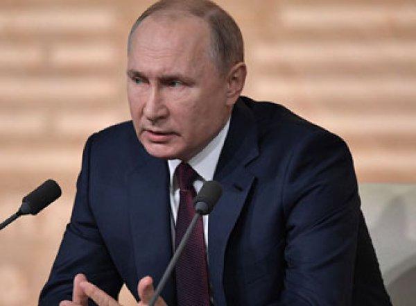 Путин допустил домашнее голосование по поправкам в Конституцию