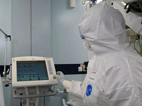 В Подмосковье скончалась первая пациентка с коронавирусом. Еще 4 человека умерли в Москве