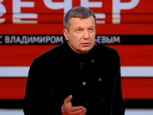 """""""Пшел вон!"""": Соловьев выгнал Ковтуна в прямом эфире из студии навсегда (ВИДЕО)"""