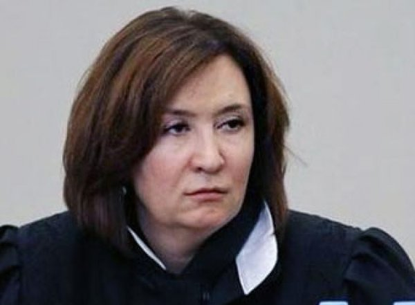 """Золотая судья"" Хахалева пожаловалась Путину на травлю"