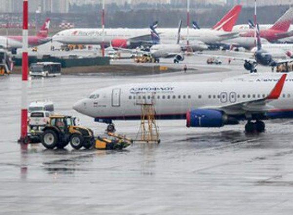 Правительство запретило с 27 марта все регулярные и чартерные рейсы за рубеж