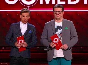 Свободная точка G: асексуального дебилоида Харламова гость Comedy Club опозорила в эфире ТНТ (ВИДЕО)