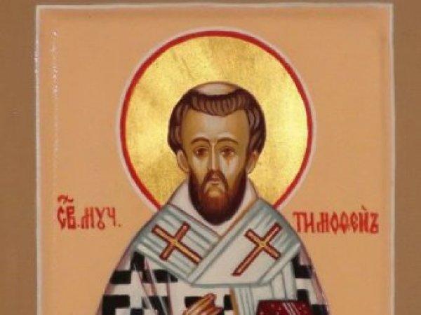 Какой сегодня праздник: 6 марта 2020 года отмечается церковный праздник Тимофей Весновей