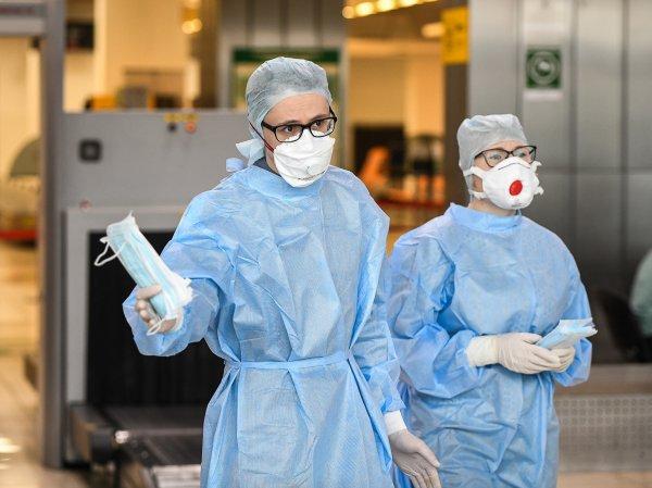 В Москве впервые зафиксировано заражение коронавирусом: пациентом стал футболист