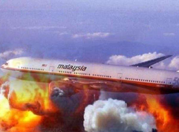 """""""Взорвали радиосигналом"""": малайзийский MH17 уничтожили тайными бомбами на борту"""