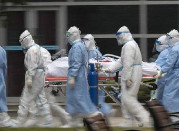 СМИ: в Москве скончался мужчина с подозрением на коронавирус