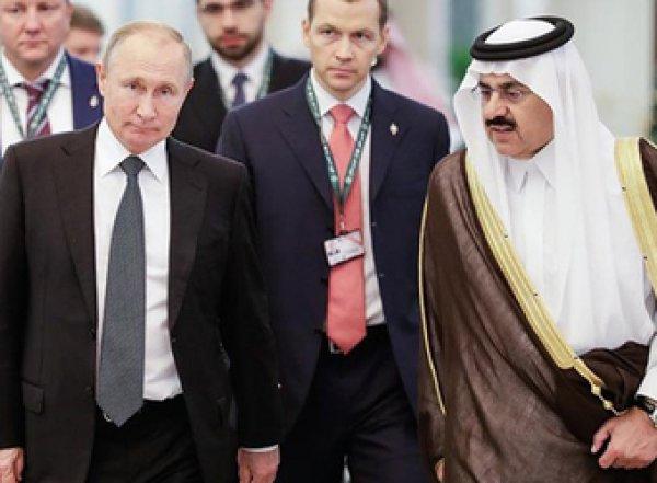 СМИ: планы саудитов по вытеснению России с рынка Европы провалились
