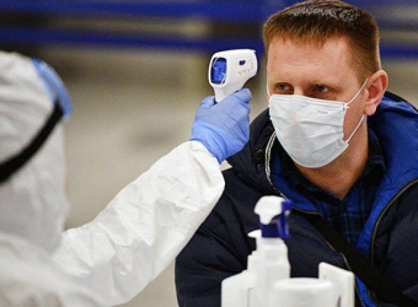 Еще 54 россиянина заразились коронавирусом