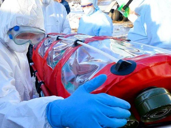 В России госпитализировали итальянца с коронавирусом