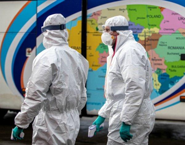 """""""Умрет до 1,7 млн человек только в США"""": ученые из Гарварда и Оксфорда озвучили сроки окончания пандемии"""