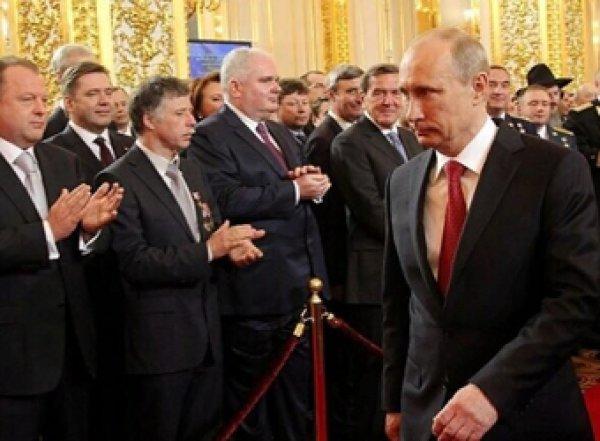 В Конституцию не внесли поправку Путина о запрете элите владеть зарубежными счетами и недвижимостью