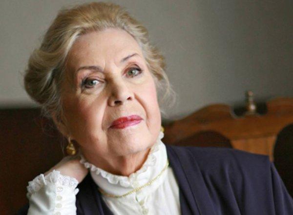 Умерла народная артистка СССР Инна Макарова