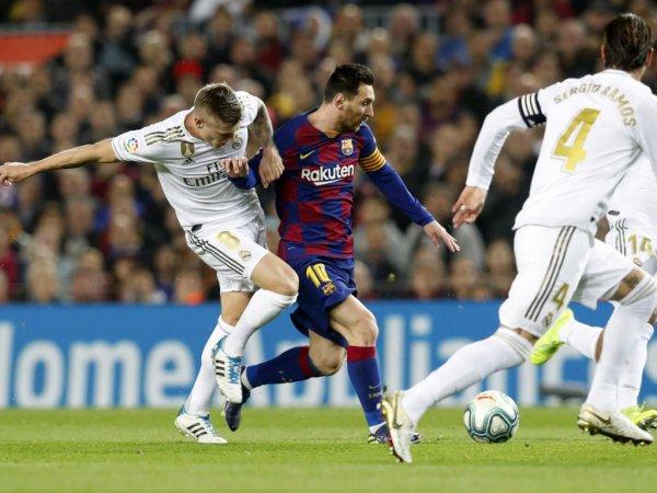"Эль-класико ""Реал Мадрид"" – ""Барселона"" 1 марта 2020: онлайн-трансляция, где смотреть, прогноз (ВИДЕО)"