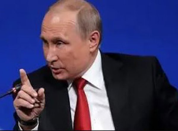 """""""Это не фамилия, а должность"""": Путин ответил на шутку Галкина в свой адрес (ВИДЕО)"""