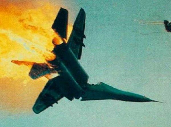 Турецкие ВВС сбили сирийский L-39 под Идлибом