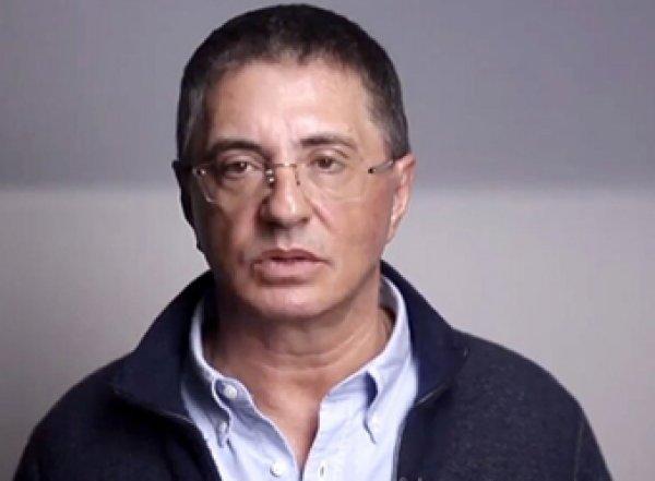 Доктор Мясников объяснил разницу эпидемии COVID-19 в России и Италии (ВИДЕО)