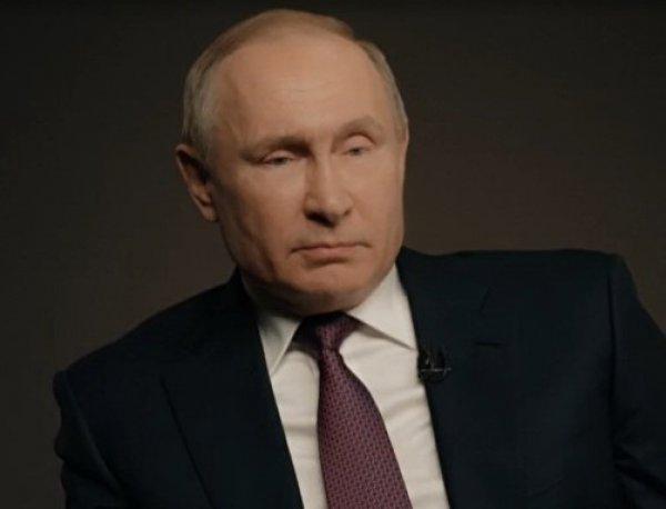"""""""Их компания замешана в убийствах"""": Путин назвал Ходорковского жуликом (ВИДЕО)"""