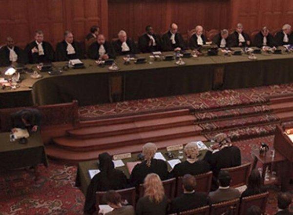 Гаагский суд отказался признавать суверенитет Украины в Крыму