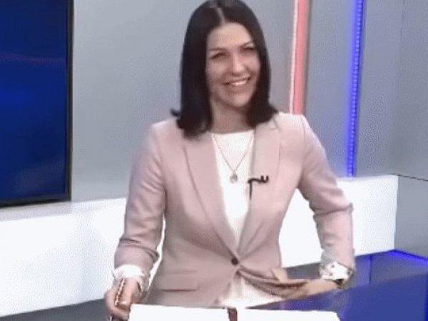 """""""Театральная постановка"""": ведущую """"Вестей"""" возмутило голосование по поправкам в Конституцию"""