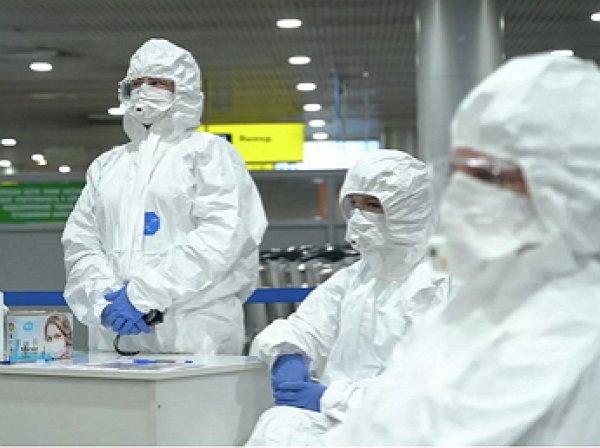 В России выявили шесть новых случаев заражения коронавирусом