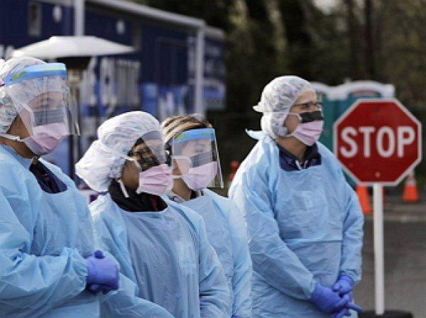 Женщина и трое ее детей умерли от коронавируса в США в течение недели