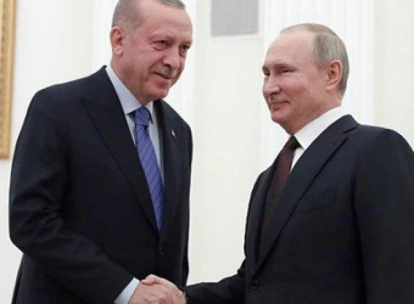 Путин и Эрдоган прекратят огонь в Идлибе