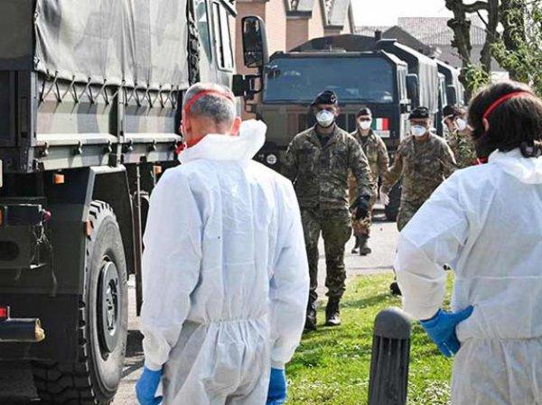 Как восприняли в Сети российскую помощь Италии в борьбе с коронавирусом: реакция в мире и России