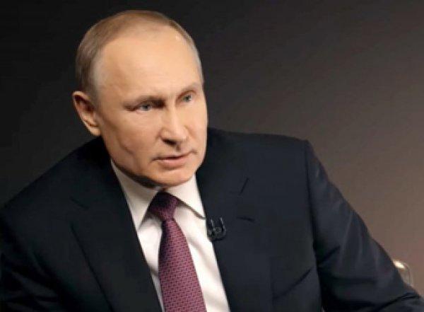 """""""Мы повторим"""": Путин ответил на вопрос о Великой Отечественной (ВИДЕО)"""