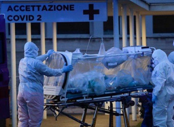 В Италии от коронавируса за сутки умерли около 500 человек: составлена возрастная шкала смертей