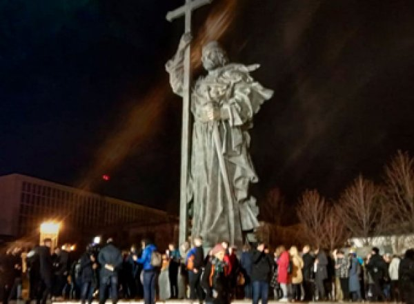 СМИ: в Москве начались одиночные пикеты против обнуления сроков Путина