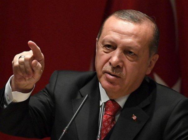 Эрдоган сделал заявление оЗРК Patriot и С-400