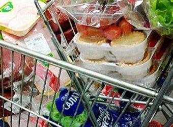 Эксперты определили продуктовые запасы российских ТЦ