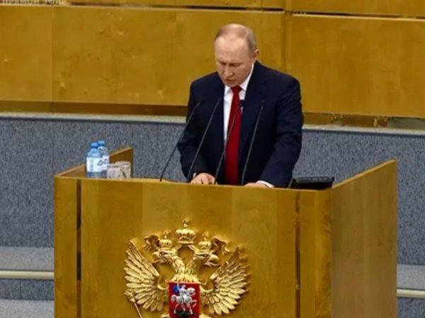 Путин согласился обнулить президентские сроки, если это поддержит КС: тогда он снова может идти на выборы