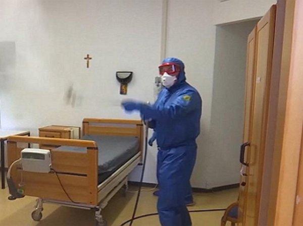 Русский военврач из спецмиссии в Бергамо раскрыл, почему в Италии так много умирают от COVID-19