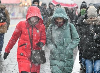 Погода на месяц шокирует: в России ожидается  рекордное похолодание до -45 градусов