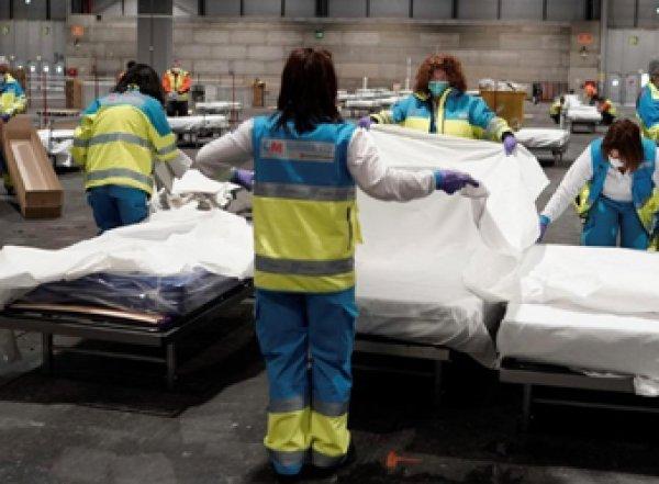 Стариков вычеркнули из жизни: в Испании заражение COVID-19 превысило масштабы пандемии в Италии