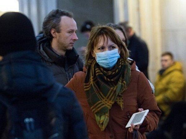 Эпидемия коронавируса стала причиной запрета в Москве всех массовых мероприятий до 10 апреля