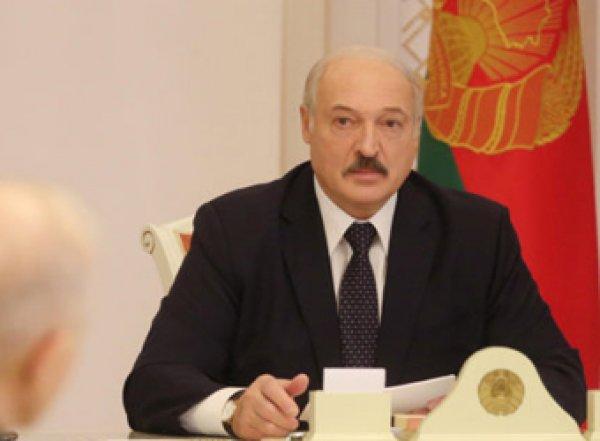 Лукашенко рассказал анекдот про Жириновского и коронавирус (ВИДЕО)