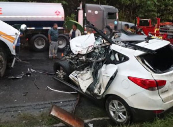 В Гватемале в ДТП погибла российская семья  с пятилетним ребенком (ФОТО)