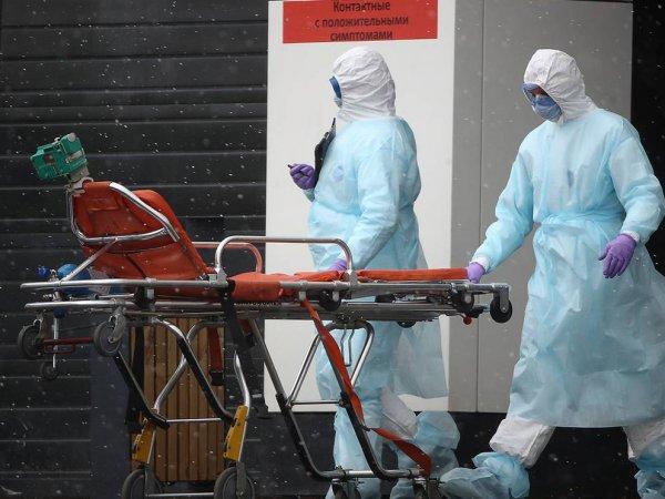 Число заболевших коронавирусом в России за сутки выросло на 1175 человек
