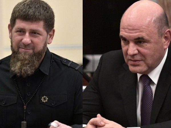 Мишустин осадил Кадырова, закрывшего границы Чечни
