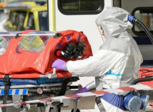 Коронавирус в России: за сутки выявлены 1154 новых случая заболевания COVID-19, умерли 58 человек