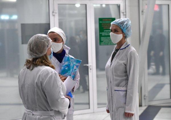 В России установлен рекорд по числу заболевших COVID-19 за сутки